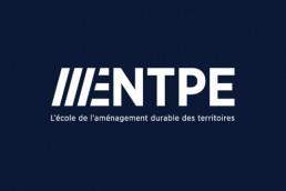 ENTPE - identité, logo