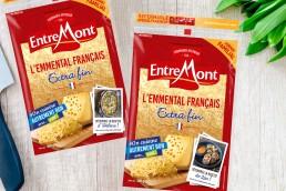 Pack Entremont Emmental Français
