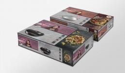 Packaging poêles Tefal